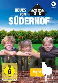 Monika Zinnenberg: Neues vom Süderhof Staffel 5, DVD