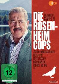 Laura Thies: Die Rosenheim-Cops Staffel 19, DVD