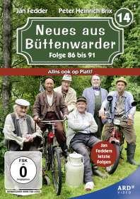 Guido Pieters: Neues aus Büttenwarder Folgen 86-91, DVD