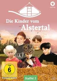 Monika Zinnenberg: Die Kinder vom Alstertal Staffel 2, DVD