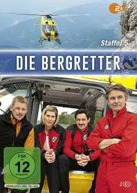 Dirk Pientka: Die Bergretter Staffel 5, DVD