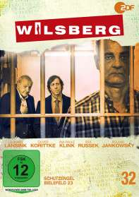 Martin Enlen: Wilsberg DVD 32: Schutzengel / Bielefeld 23, DVD