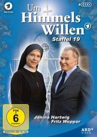 Nikolai Müllerschön: Um Himmels Willen Staffel 19, DVD