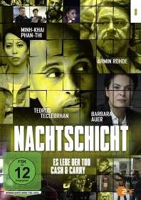Lars Becker: Nachtschicht 8: Es lebe der Tod / Cash & Carry, DVD