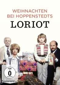 Loriot: Loriot - Weihnachten bei Hoppenstedts, DVD