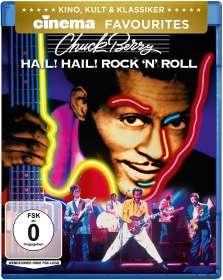 Taylor Hackford: Hail, Hail...Rock'n' Roll (Blu-ray), BR