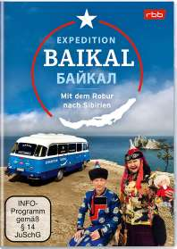 Christian Klembke: Expedition Baikal - Mit dem Robur nach Sibirien, DVD