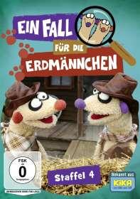 Martin Reinl: Ein Fall für die Erdmännchen Staffel 4, DVD