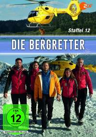 Steffen Mahnert: Die Bergretter Staffel 12, DVD