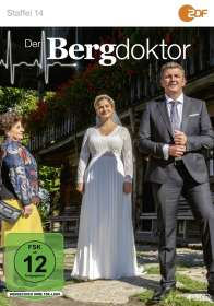 Alex Barth: Der Bergdoktor Staffel 14 (2021), DVD