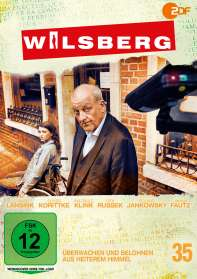 Dominic Müller: Wilsberg DVD 35: Überwachen und belohnen / Aus heiterem Himmel, DVD