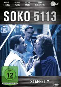 SOKO 5113 Staffel 7, DVD