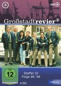 Großstadtrevier Box 5 (Staffel 10), DVD