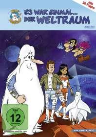 Albert Barille: Es war einmal...der Weltraum, DVD