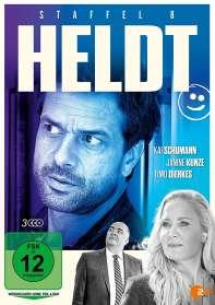 Heldt Staffel 8 (finale Staffel), DVD