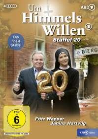 Um Himmels Willen Staffel 20 (finale Staffel), DVD