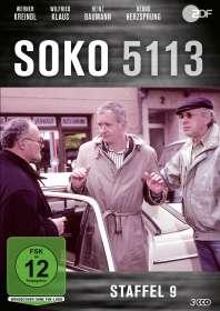 Kai Borsche: SOKO 5113 Staffel 9, DVD