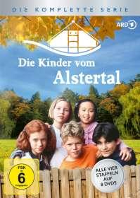 Brigitta Dresewski: Die Kinder vom Alstertal (Komplette Serie), DVD