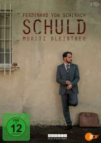 Maris Pfeiffer: Schuld (Komplette Serie), DVD