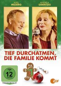 Vivian Naefe: Tief durchatmen, die Familie kommt, DVD