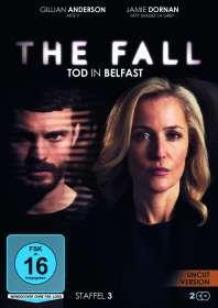 Inez Günther: The Fall - Tod in Belfast Staffel 3, DVD