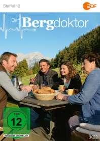Jorgo Papavassiliou: Der Bergdoktor Staffel 12 (2019), DVD