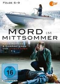 Matthias Ohlsson: Mord im Mittsommer 6-9, DVD