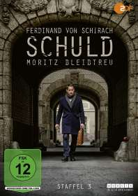 Nils Willbrandt: Schuld Staffel 3, DVD