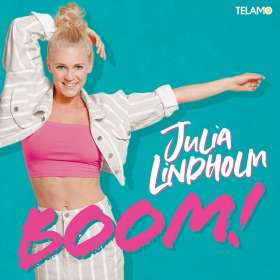 Julia Lindholm: Boom!, CD