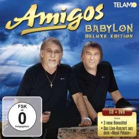Die Amigos: Babylon (Deluxe Edition), CD