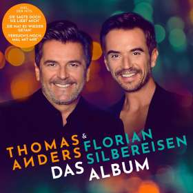 Thomas Anders & Florian Silbereisen: Das Album, CD
