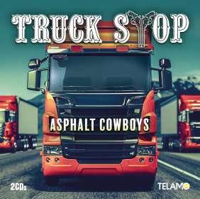 Truck Stop: Asphalt Cowboys, CD