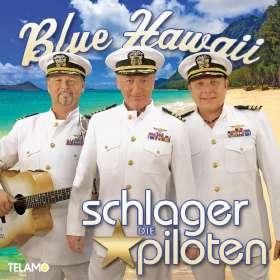 Die Schlagerpiloten: Blue Hawaii, CD