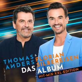 Thomas Anders & Florian Silbereisen: Das Album (Hit-Mix-XXL-Edition), CD
