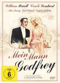 Gregory La Cava: Mein Mann Godfrey, DVD