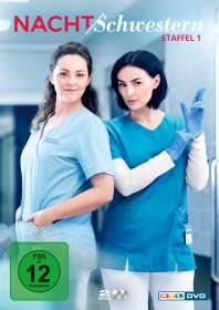 Tina Kriwitz: Nachtschwestern Staffel 1, DVD