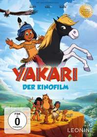 Xavier Giacometti: Yakari - Der Kinofilm, DVD