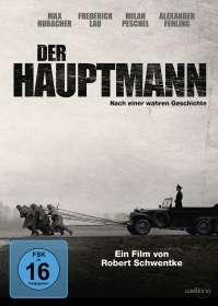 Robert Schwentke: Der Hauptmann, DVD