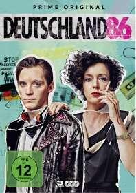 Florian Cossen: Deutschland 86, DVD