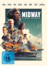 Roland Emmerich: Midway, DVD