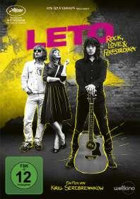 Kirill Serebrennikow: Leto, DVD