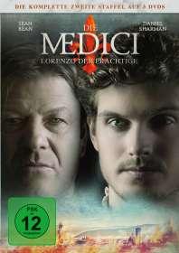 Christian Duguay: Die Medici Staffel 2 - Lorenzo der Prächtige, DVD