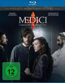 Christian Duguay: Die Medici Staffel 3 - Lorenzo der Prächtige (Blu-ray), BR