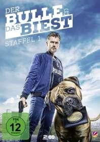 Hanno Olderdissen: Der Bulle und das Biest Staffel 1, DVD