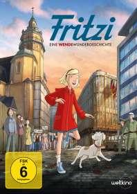 Matthias Bruhn: Fritzi - Eine Wendewundergeschichte, DVD