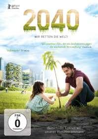 Damon Gameau: 2040 - Wir retten die Welt!, DVD