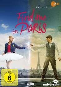 Find me in Paris Staffel 2 Vol. 2, DVD