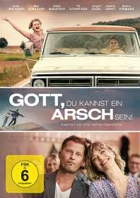 Andre Erkau: Gott, du kannst ein Arsch sein!, DVD
