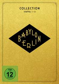 Hendrik Handloegten: Babylon Berlin Collection Staffel 1-3, DVD