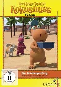 Der kleine Drache Kokosnuss DVD 16: Die Drachenprüfung, DVD